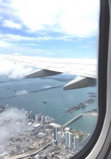 Como é viajar pela Aeroméxico?