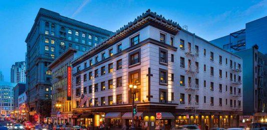 Hotel Abri Union Square em São Francisco