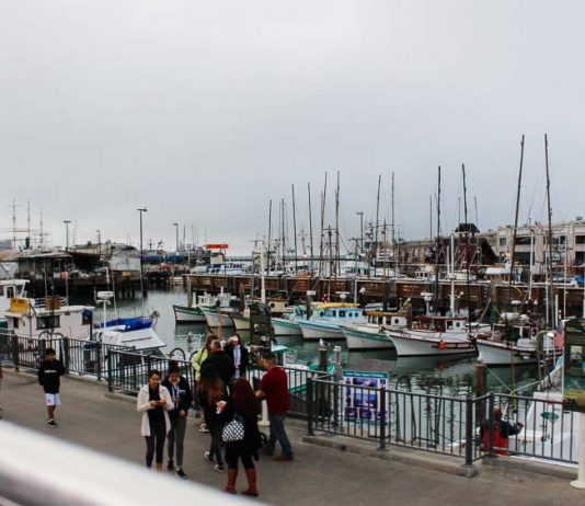 Porto de São Francisco, Califórnia