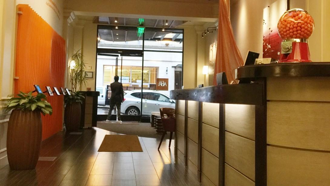Review sobre o Hotel Abri Union Square em São Francisco