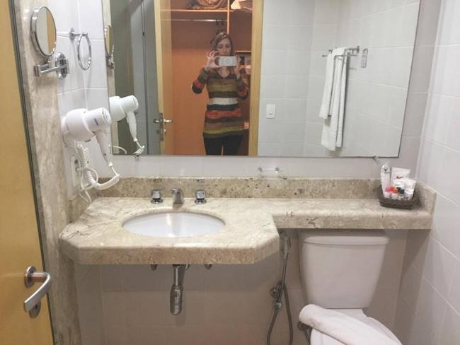 Banheiro Hotel Matiz