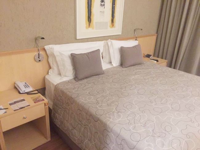 Cama Hotel Matiz