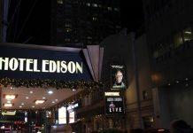 Hotel Edison em New York