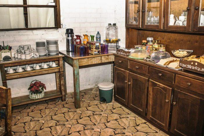 Café da Manhã Pousada Vivenda dos Açores