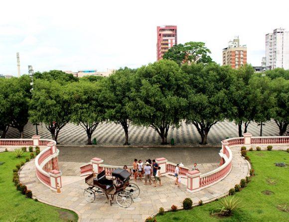Transfer em Manaus
