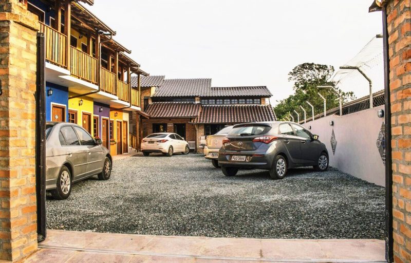 Estacionamento Pousada Vivenda dos Açores