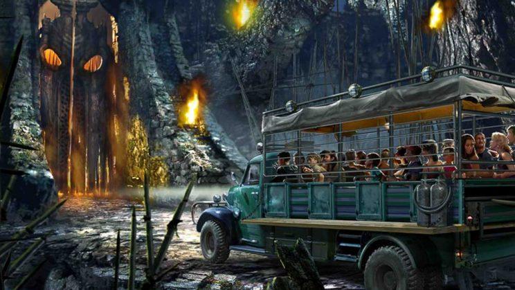 Skull Island- Reign of Kong