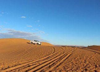 Deserto do Marrocos