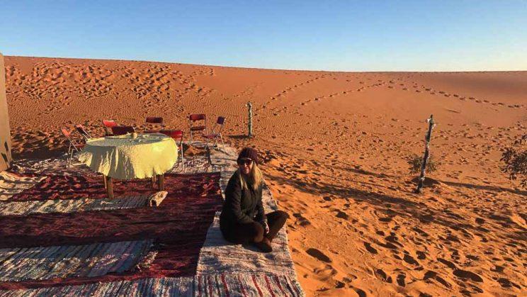 Deserto de Marrocos