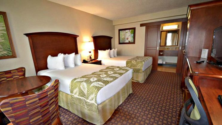 Quarto Rosen Inn Closest to Universal