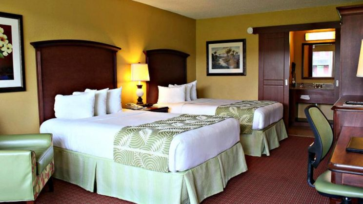 Quarto Rosen Inn International_
