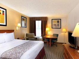 Quarto La Quinta Inn Orlando near Universal