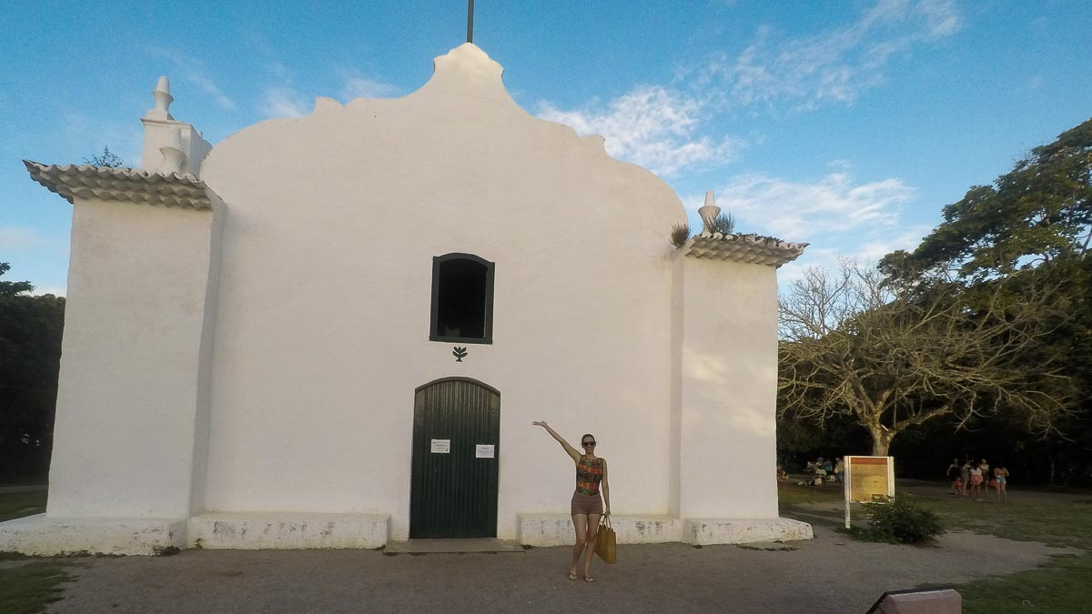 Igreja de Trancoso - Viajar para Trancoso gastando pouco