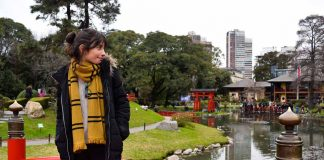 Jardim Japonês Buenos Aires