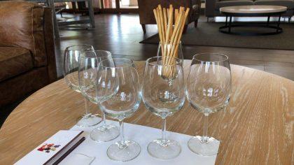 degustação vinícola Emiliana